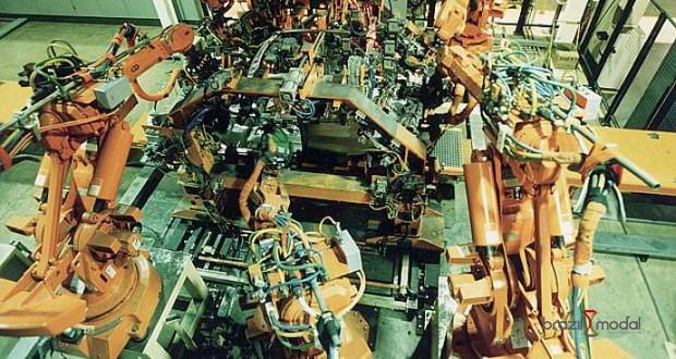 Exportação eleva faturamento da indústria de máquinas