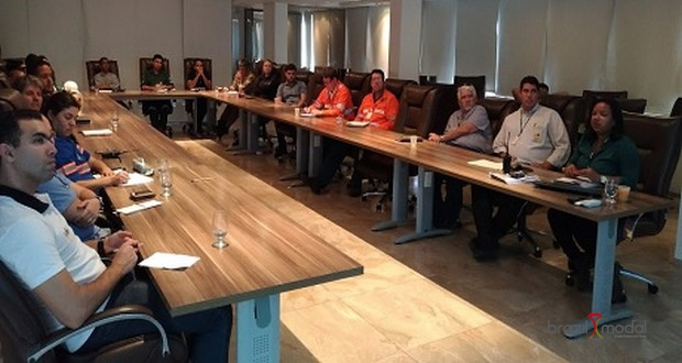 Suape e empresas do Complexo discutem ações do Plano de Ajuda Mútua 2017