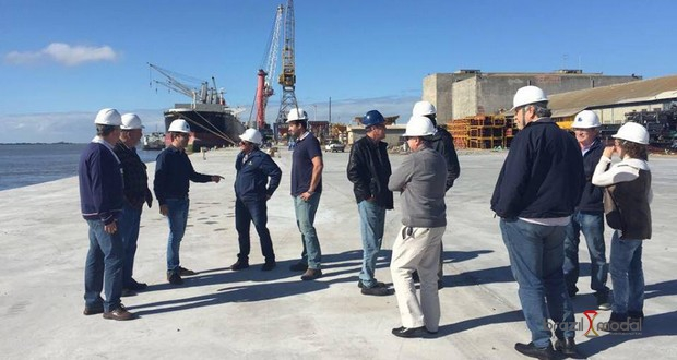 Obra de modernização entrega mais 150 metros