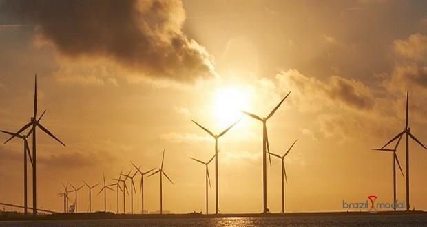 Brasil chega ao 7º lugar no ranking da geração eólica mundial