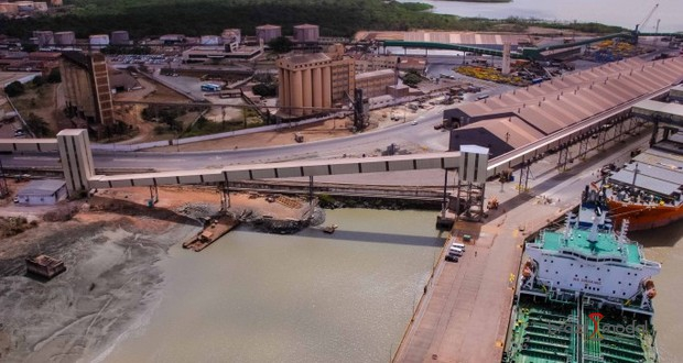 Porto do Itaqui cresce 12% e movimenta cerca de 19 milhões de toneladas