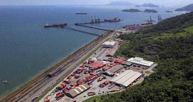 Ministro anuncia dragagem de Itaguaí