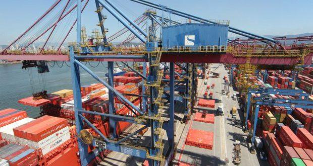 Porto de Santos movimentará 306 milhões de toneladas em 2060, aponta estudo