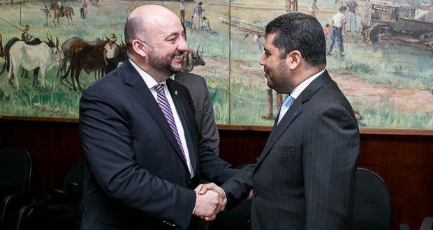 Brasil e Luxemburgo discutem amplição de comércio e investimentos bilaterais