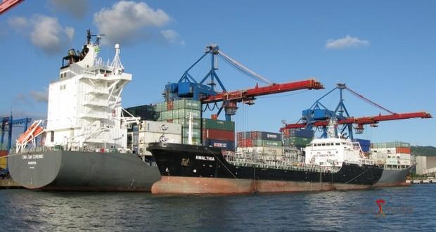 Instalações portuárias movimentaram 249,2 milhões de toneladas no primeiro trimestre, diz ANTAQ