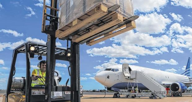 Terminal logístico ainda opera abaixo da capacidade