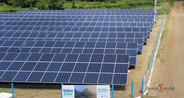 Fernando de Noronha terá mais energia solar