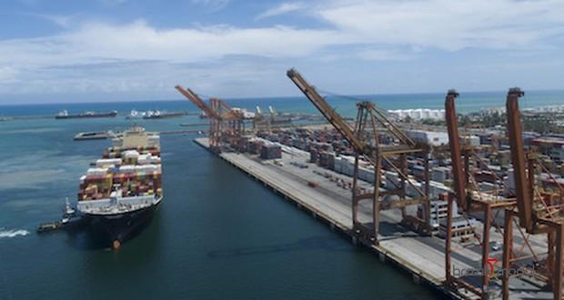 Porto de Suape registra melhor primeiro trimestre da sua história